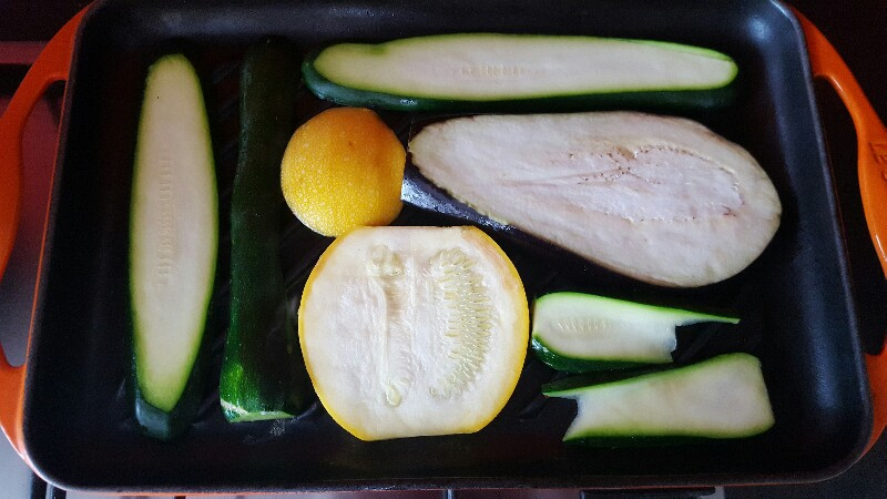 Recette lasagnes végétariennes aux légumes grillez les légumes