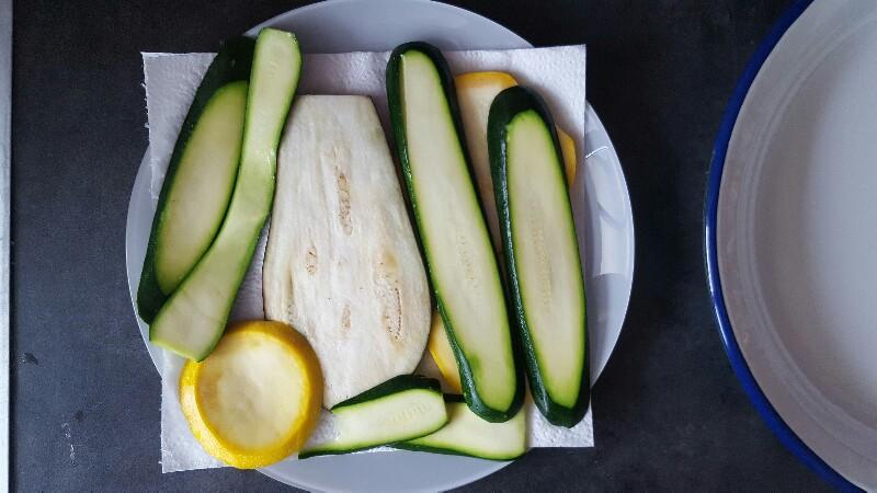 Recette lasagnes végétariennes aux légumes séchez les légumes