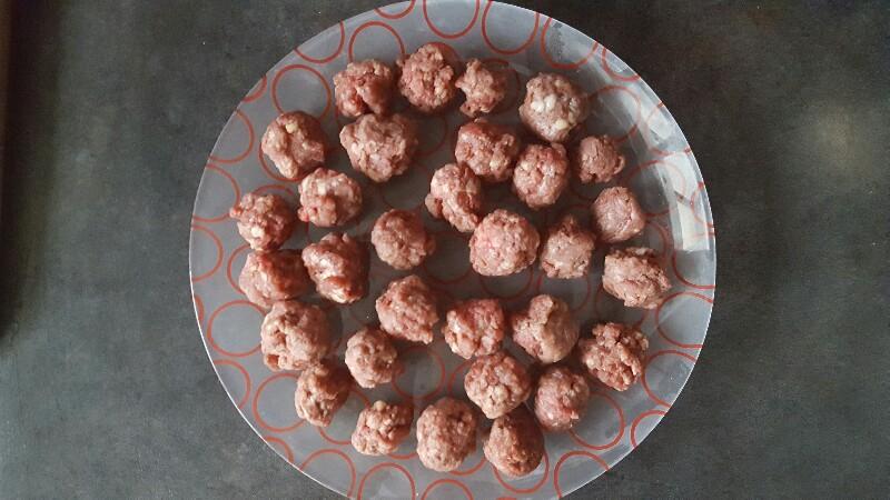 Recette tajine kefta bio tajine boulettes de viande préparez les boulettes